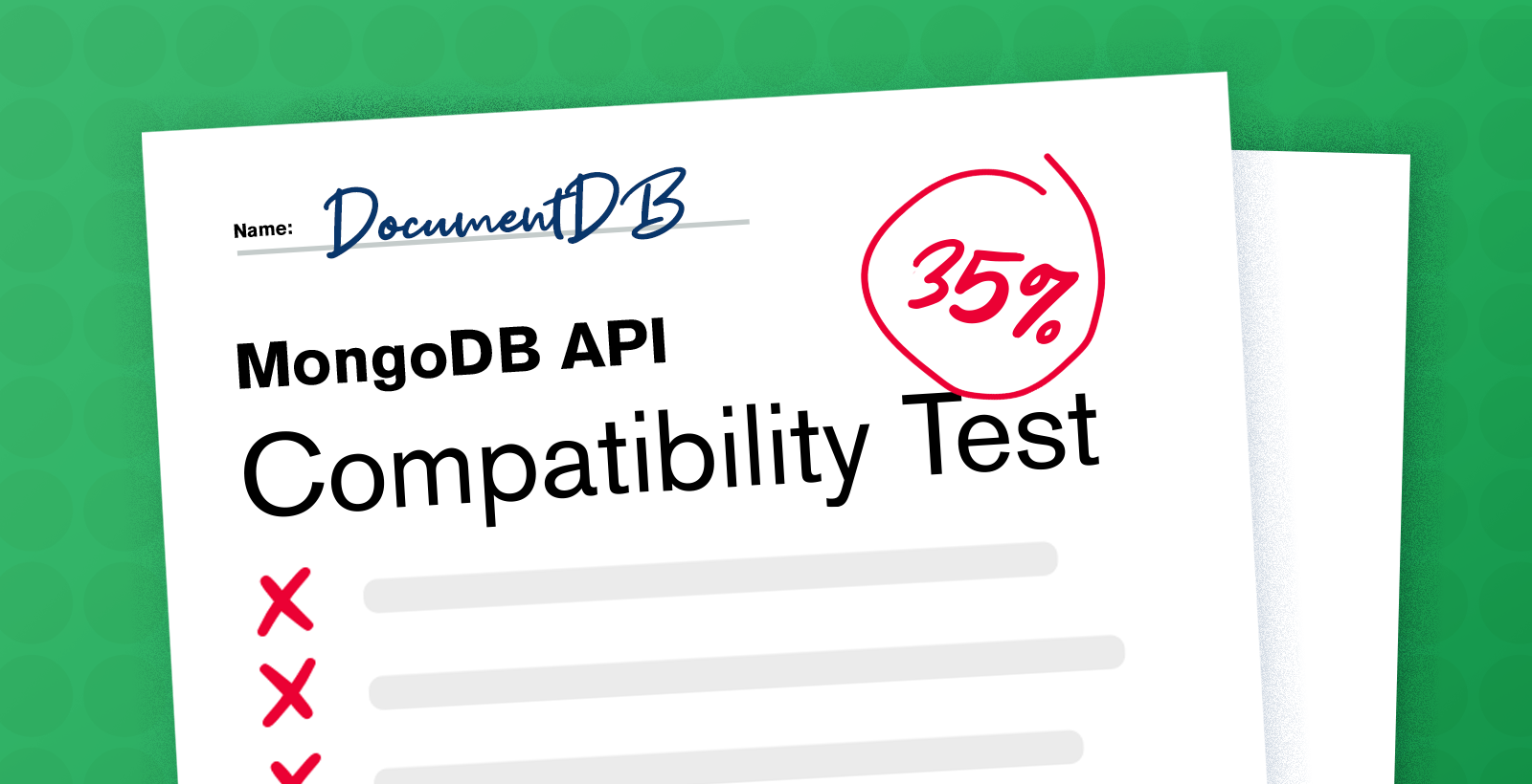 Compatibility Report Card