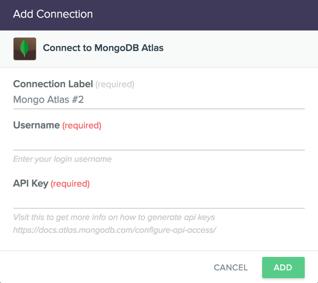 Connecting to MongoDB Atlas