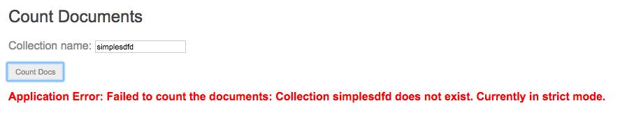 Angular 2 error message