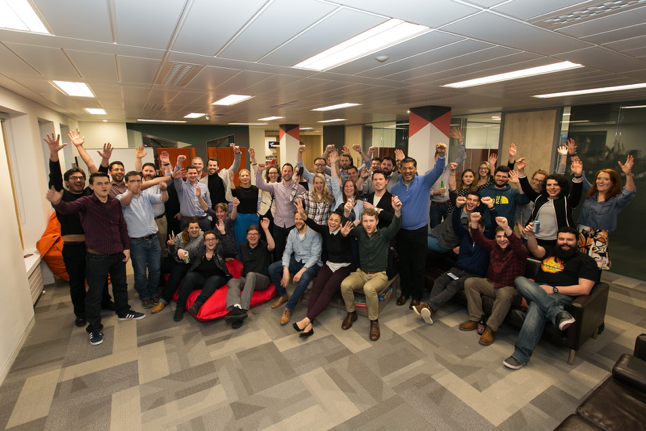 The MongoDB Dublin team