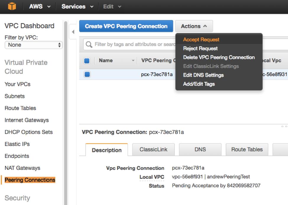 Introducing VPC Peering for MongoDB Atlas   MongoDB