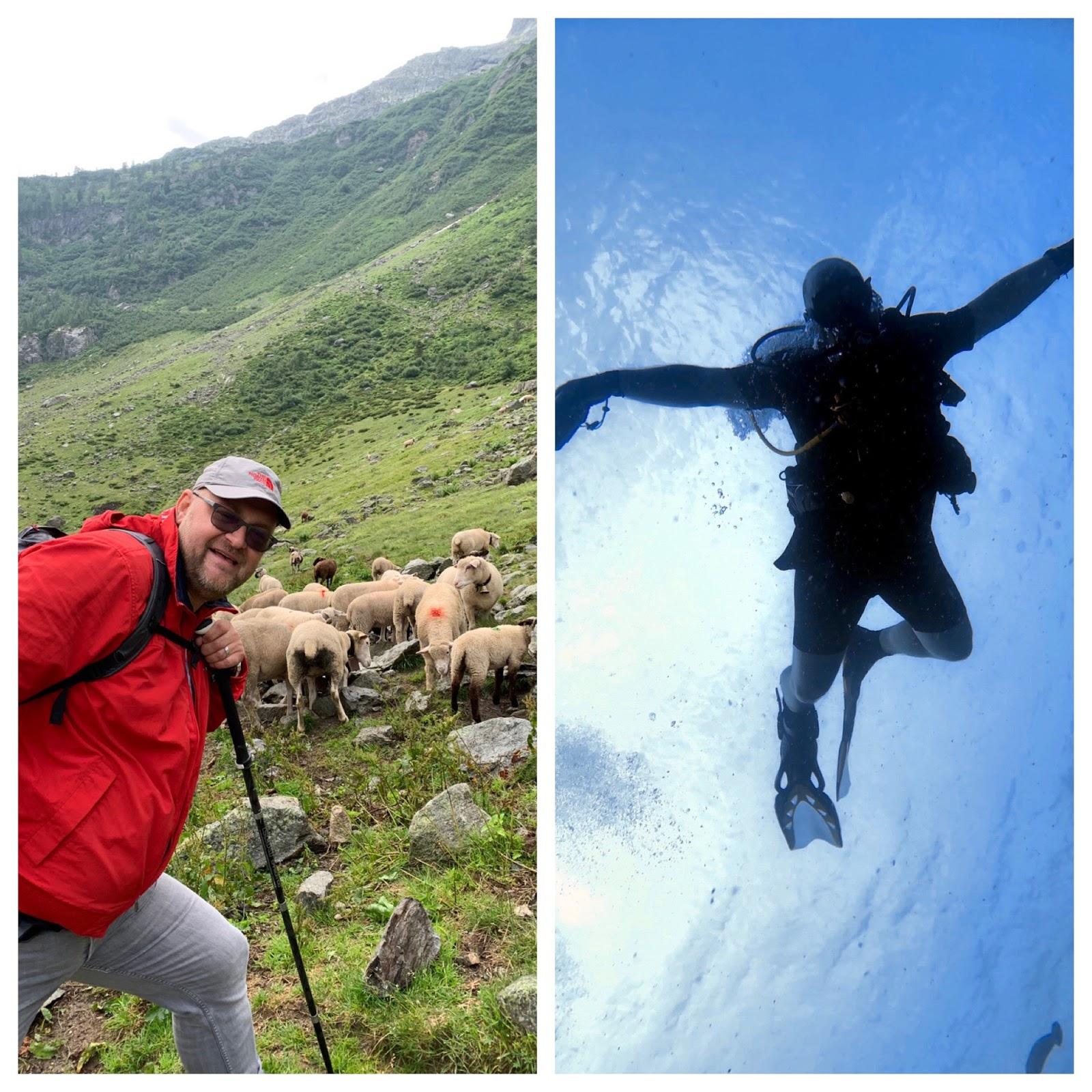 """Boris Bialek Mountaineering and Scuba Diving"""