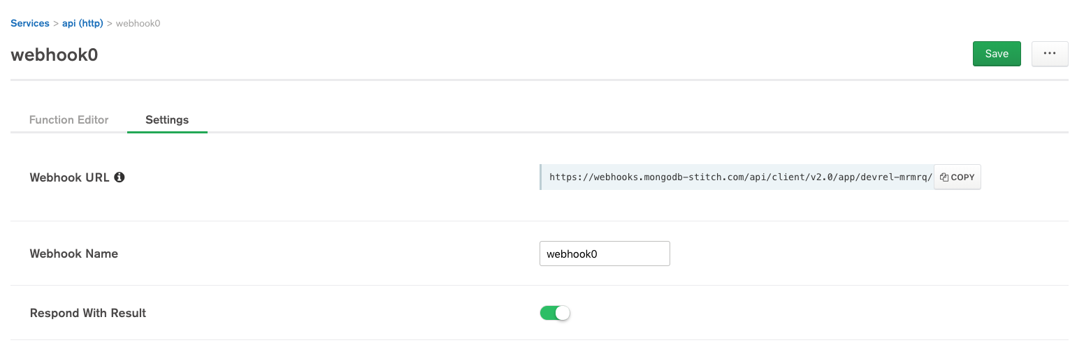 Creating a Data Enabled API in 10 Minutes with MongoDB