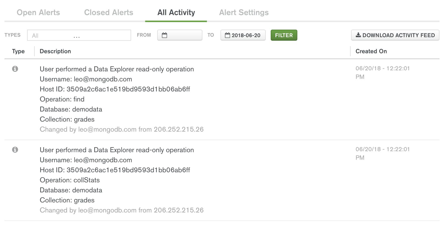 New to MongoDB Atlas — Full CRUD Support in Data Explorer | MongoDB