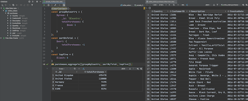 Datagrip A Great Database Ide To Work With Mongodb Atlas Mongodb