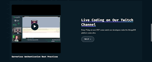 Live Coding on Twitch