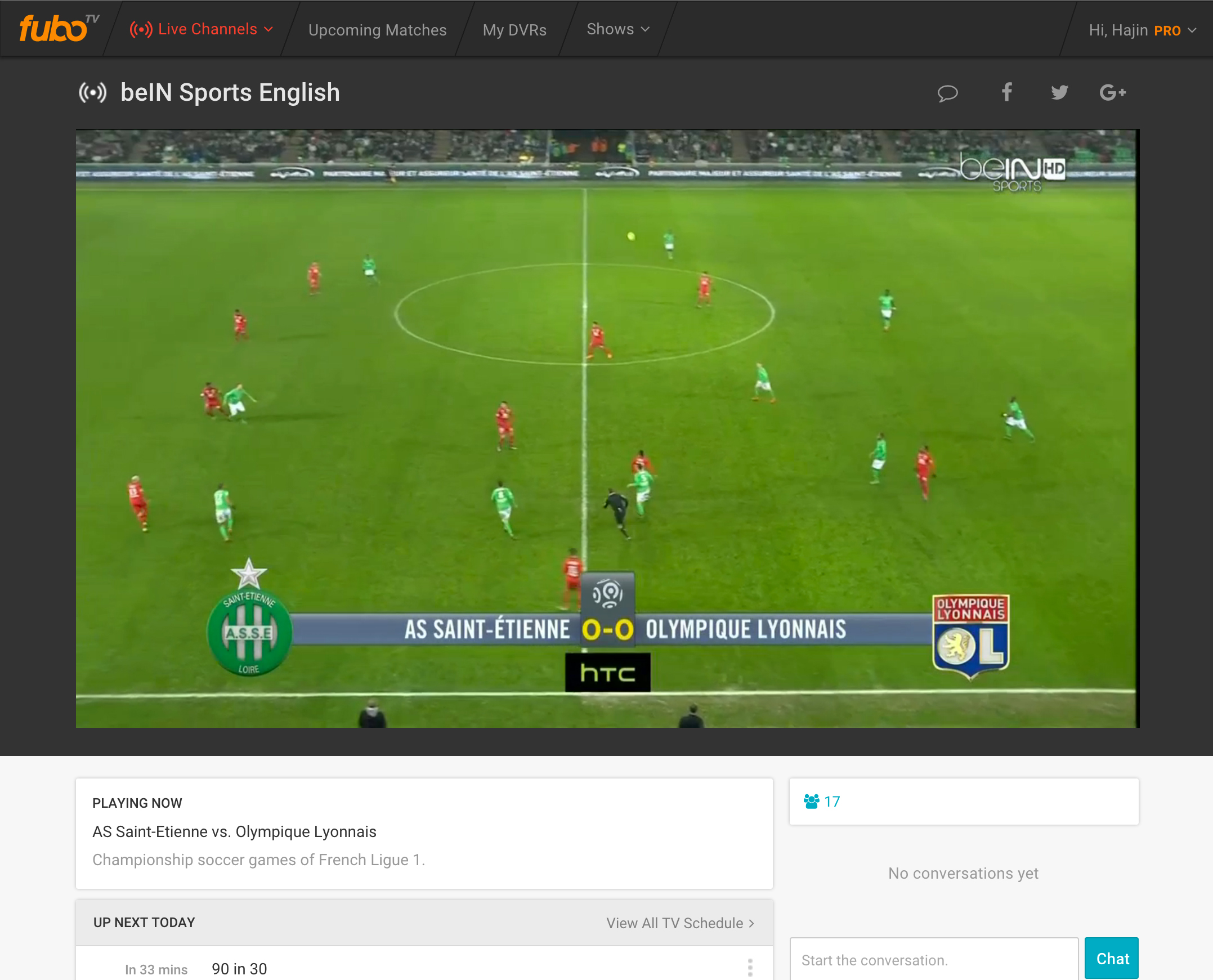 Leaf in the Wild: Leading Soccer Streaming Service fuboTV Scales its