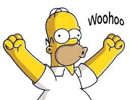 """Homer Simpson Woohoo"""