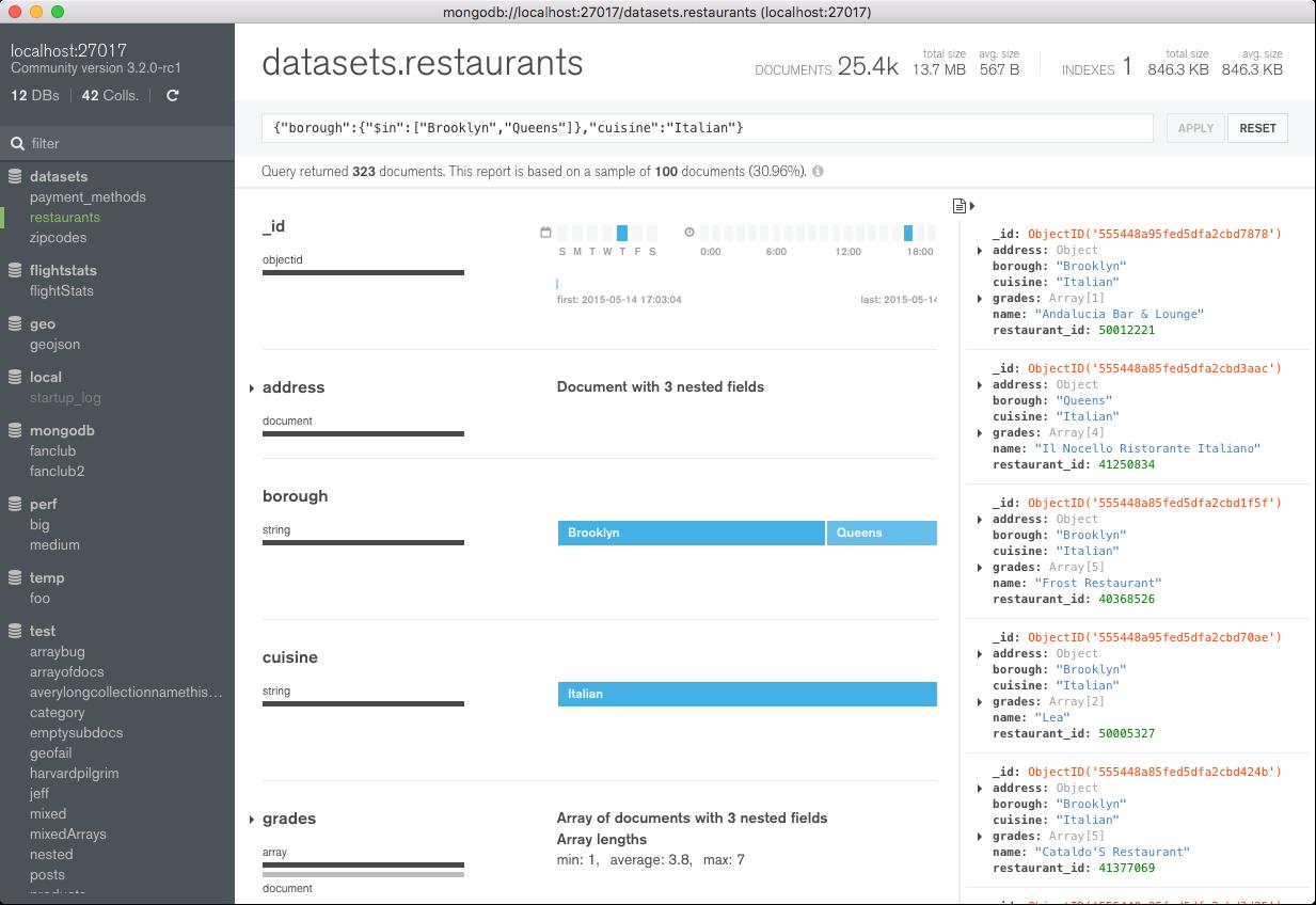 Getting Started with MongoDB Compass | MongoDB