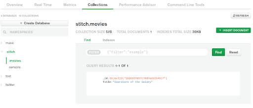 How to Enrich Data with MongoDB Stitch — SitePoint