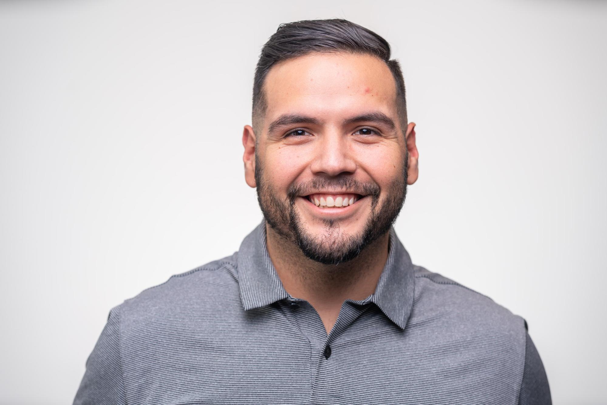 Daniel Reyna, Corporate Account Executive, Cloud, Austin, TX