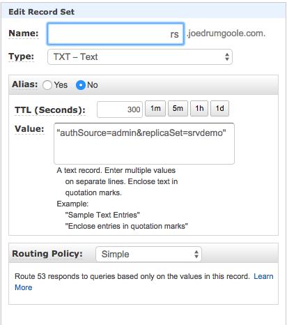 MongoDB 3 6: Here to SRV you with easier replica set
