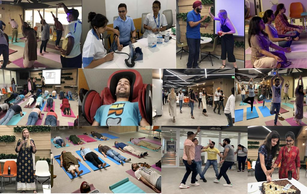 Wellness Week in India