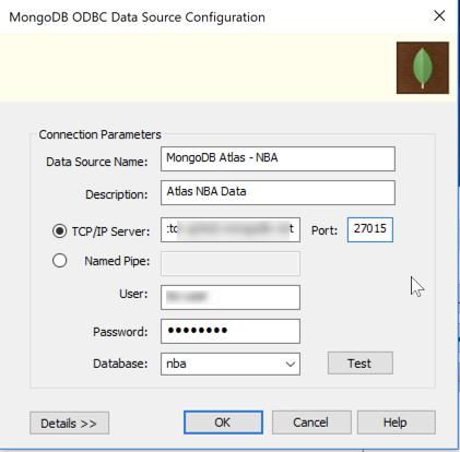 Just Released: MongoDB ODBC Driver | MongoDB
