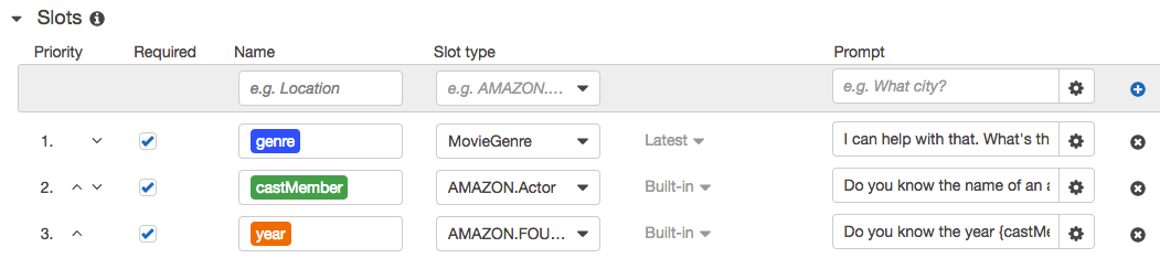 Building a Voice-Activated Movie Search App Powered by Amazon Lex