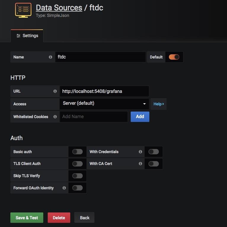 Keyhole as a datasource