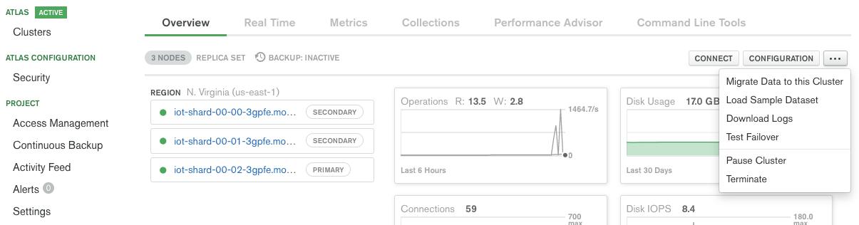 Loading Sample Data