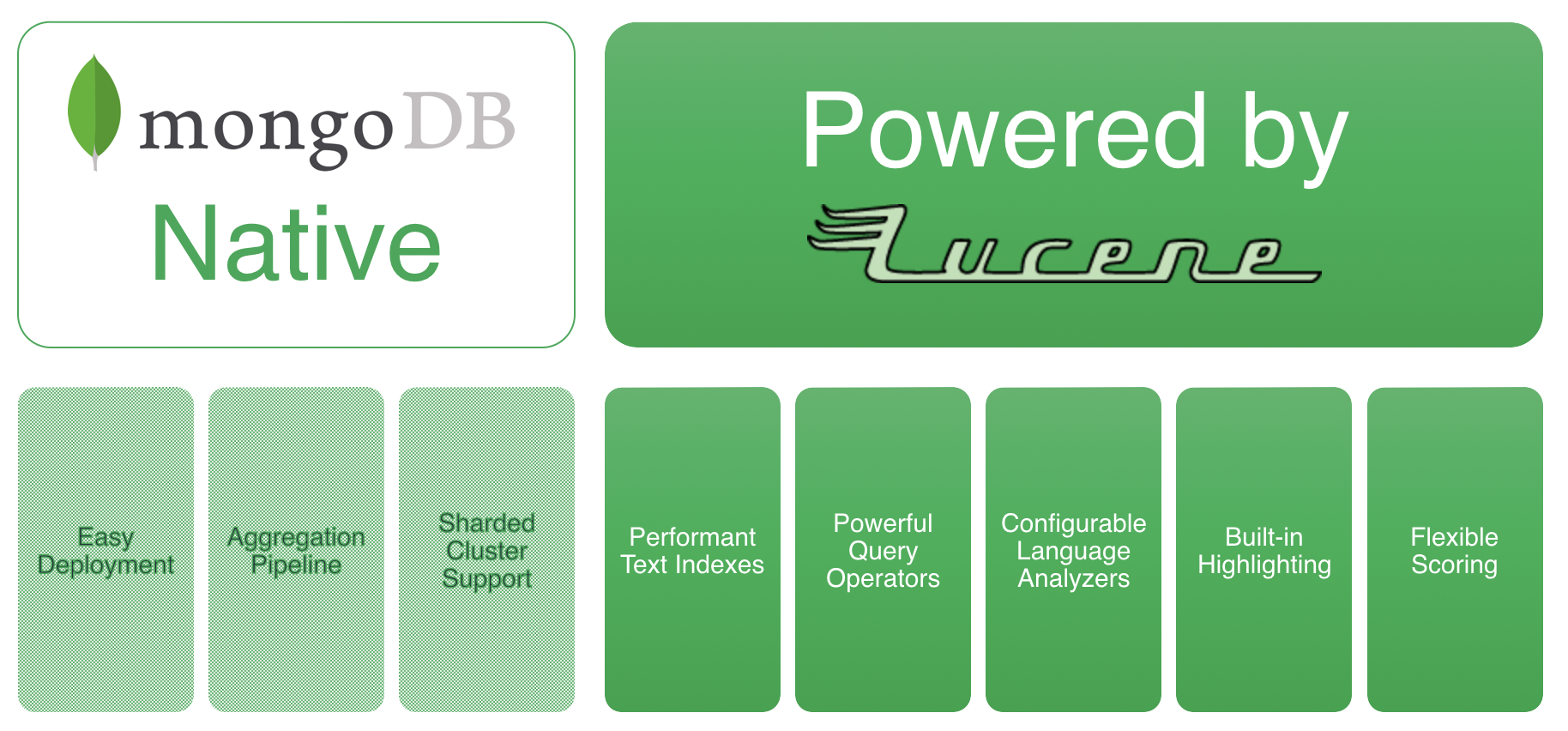 MongoDB Full Text Search Overview