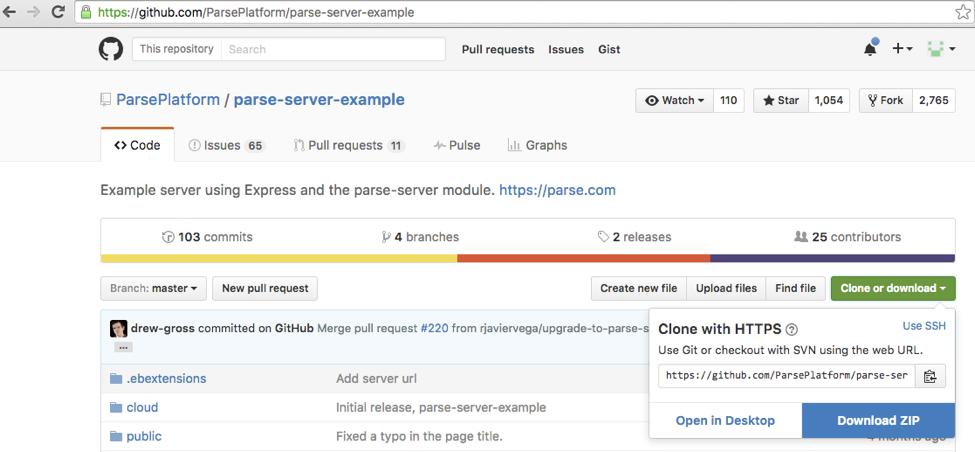 Building a New Parse Server & MongoDB Atlas-Based Application ...