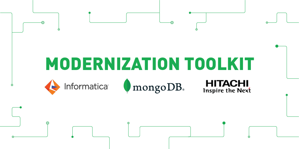 Announcing a Modernization Toolkit to Help Customers