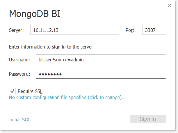 Connecting Tableau to MongoDB | MongoDB
